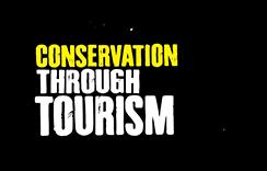 Conservation through tourism logo